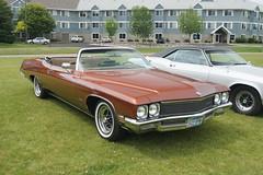 1971 Buick Centurian Convertible