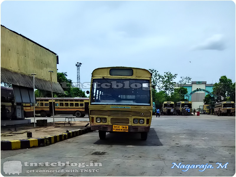 TN-32N-2648 of Panruti Depot