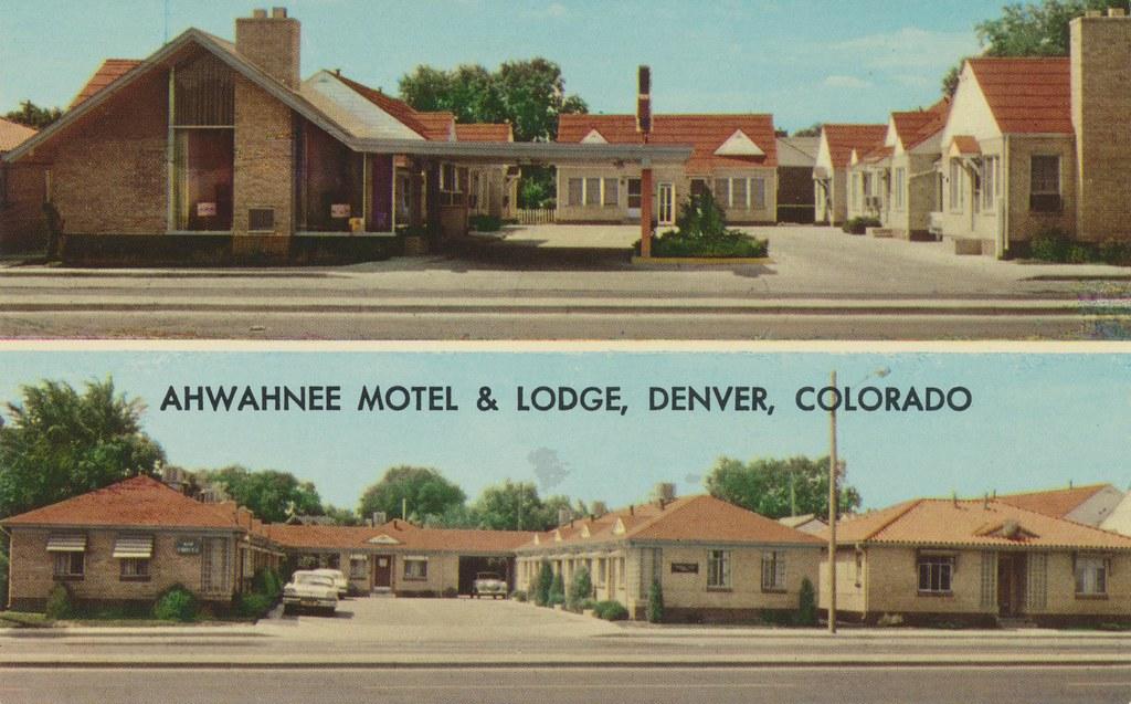 Ahwahnee Motel Denver Co