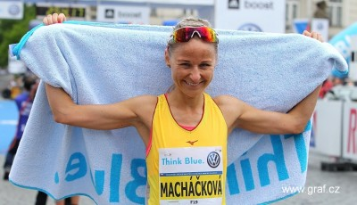 Šárka Macháčková: Jsem teď svým pánem a sním o pokoření maratonské hranice 2:40 hod. (ROZHOVOR)