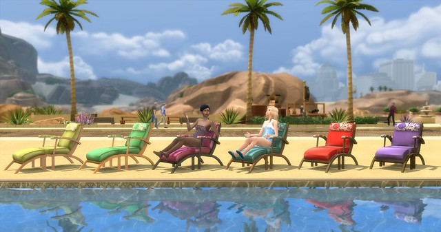 Custom Showcase Top 10 Hot Additions For Your Beach Simsvip