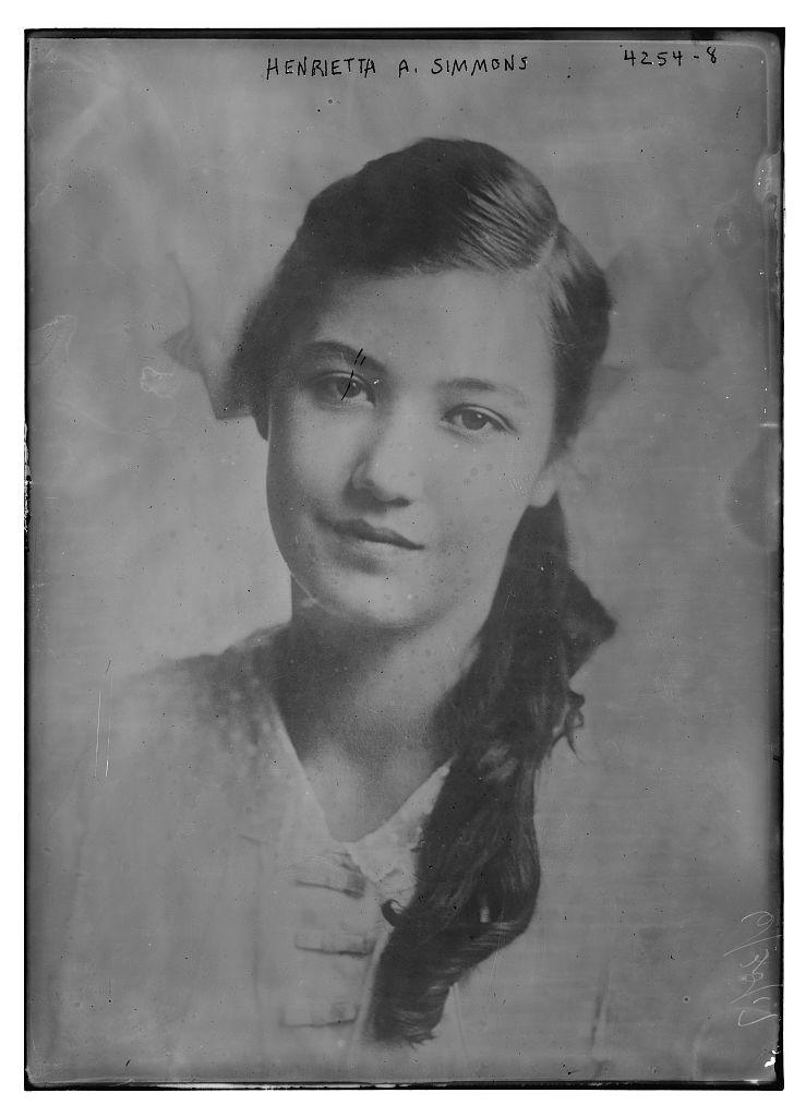 Henrietta A. Simmons (LOC)