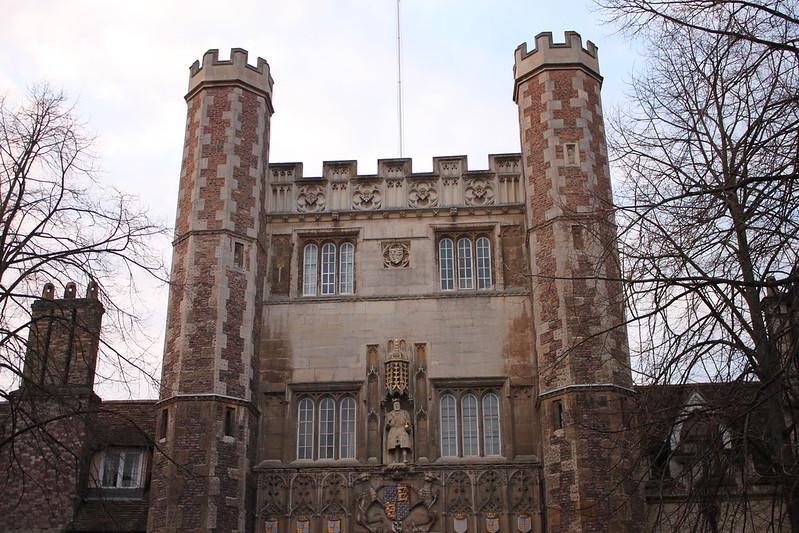 英國。劍橋 X 康橋  X 國王學院 (60)