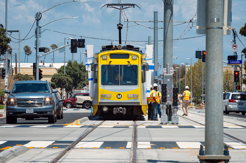 Expo Line Clearance Testing