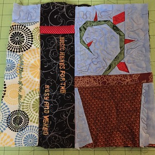 Quilted Block 3