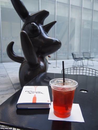 MoMA 中庭