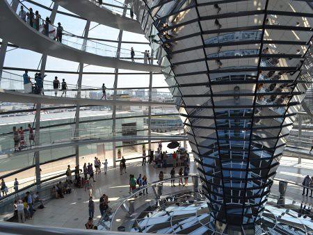 Reichstag 4 5 Recomandari turistice in Berlin