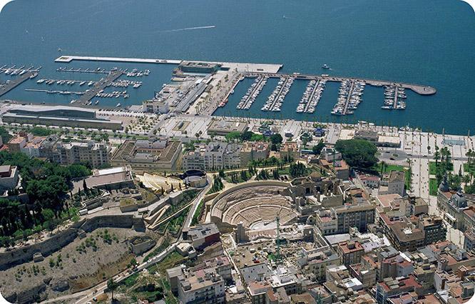 El Museo del Teatro Romano cierra el año superando los 200.000 visitantes