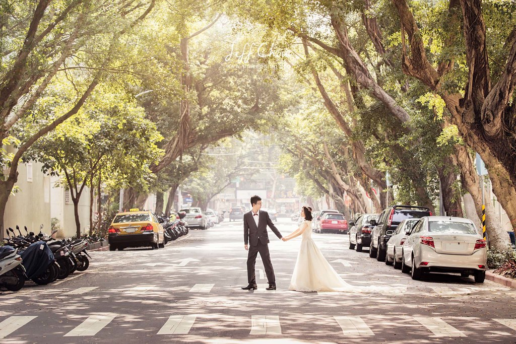 富錦街 婚紗