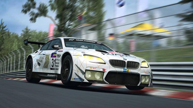 RaceRoom BMW M6 GT3 - 1