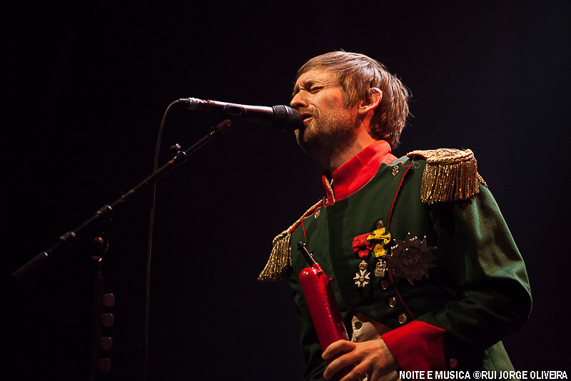 The Divine Comedy -  Teatro Tivoli BBVA '17