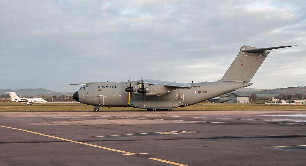 ZM408 - A400 - Royal Air Force