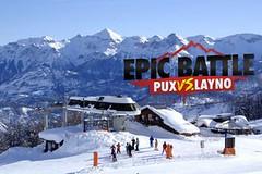 Zábavou našlapaný týden v Puy Saint Vincent – Epic Battle