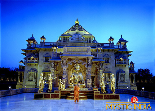 Hindu temple / Mystic India IMAX film by trudeau