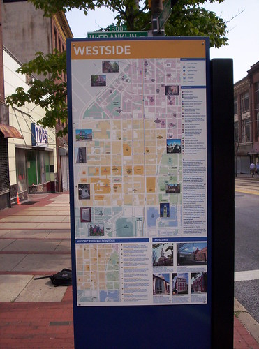 Westside Baltimore (Howard Street)