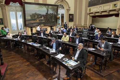 Sesión Presupuesto