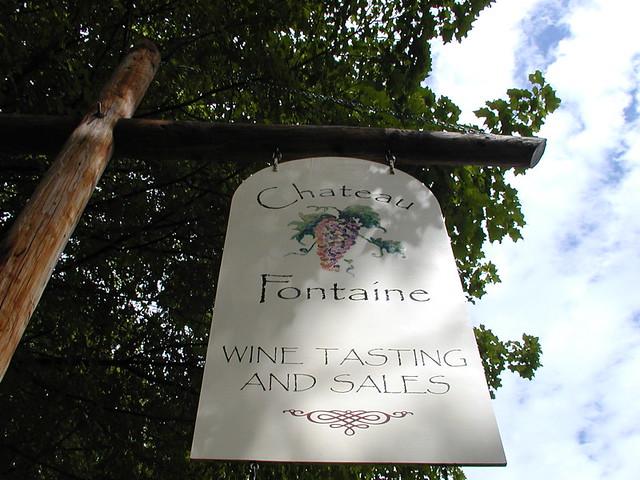 Chateau Fontaine