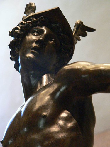 Mercury Bronze 1570 van der Schardt 4