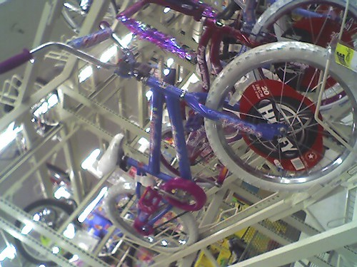Looking at Bikes for Burning Man