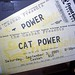 Small photo of Cat Power Tix