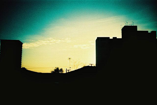 Antes do sol se por