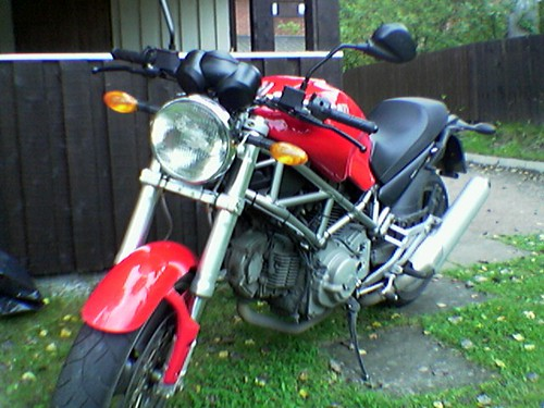 DUCATI MONSTER IMAGES