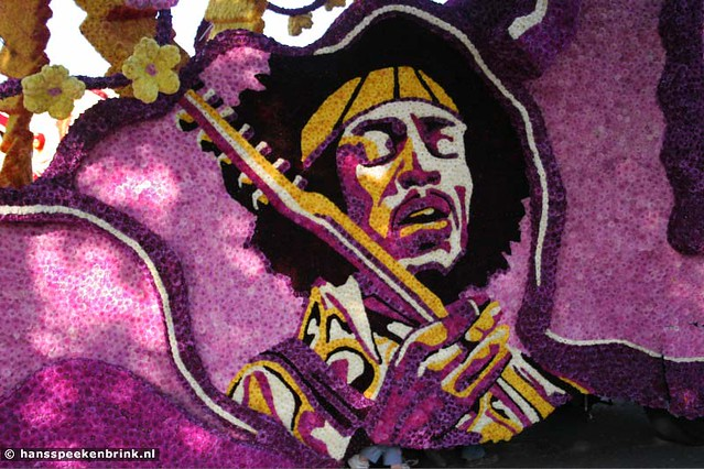 Jimmy Hendrix Flower-Rock