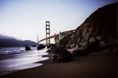 golded gate bridge