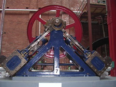 Diagonal Steam Engine