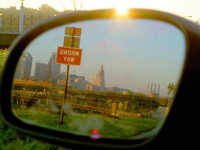 Leaving Kansas City