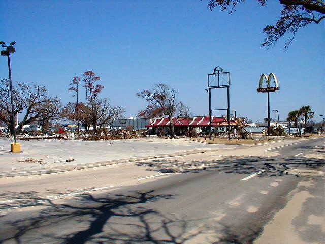 Wendy s gone mcdonald s destroyed flickr photo sharing