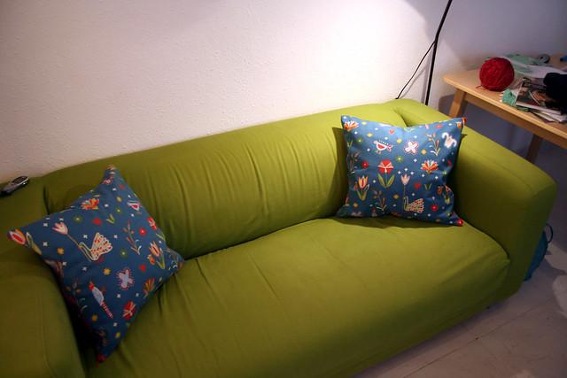 Fundas cojines sof flickr photo sharing - Fundas cojines sofa ...