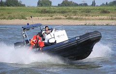 vehicle, boating, motorboat, inflatable boat, rigid-hulled inflatable boat, watercraft, boat,