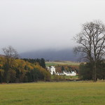 The Castle of Blair Atholl
