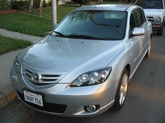 automobile, automotive exterior, executive car, vehicle, mazda, mid-size car, compact car, mazdaspeed3, land vehicle,