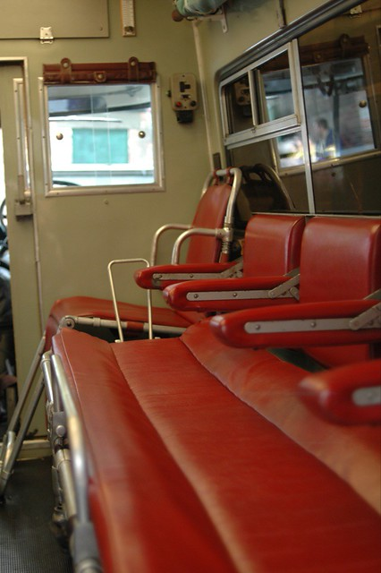 ambulance interior flickr photo sharing