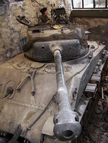 Sherman Tank MOTR