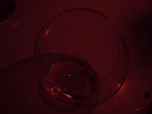 Wine in Red