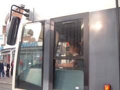 Tram driver ess