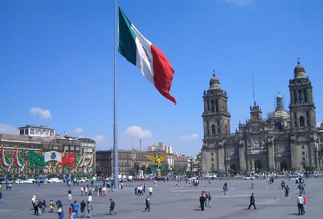 Urlaub 2005 - México