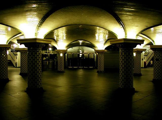 underground symmetry II