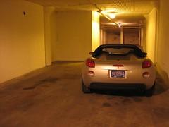 Pontiac Solstice - Rear