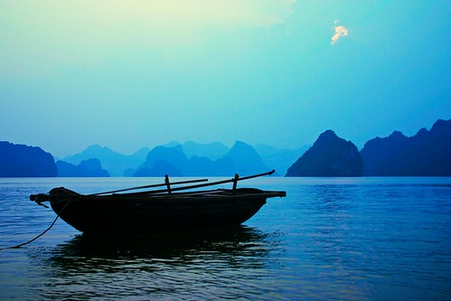 Halong Bay, Flickr