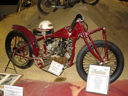 1930 OHV 45 Indian Hillclimber by jwinfred