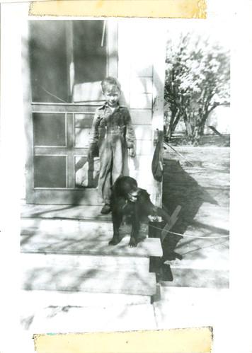 1947 Gary Dog Steps
