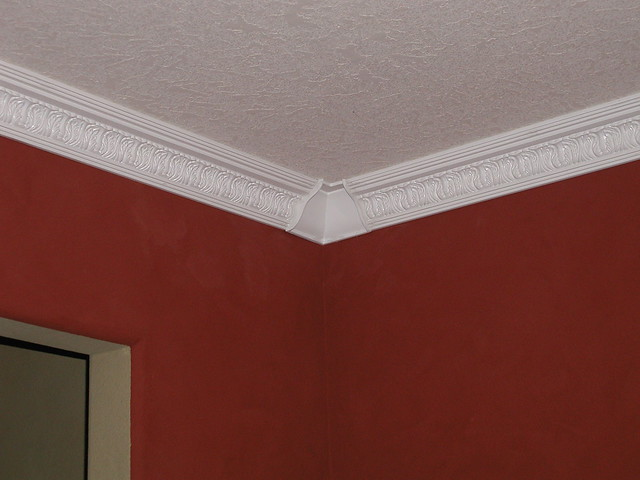 Crown Molding In Dining Room Flickr Photo Sharing