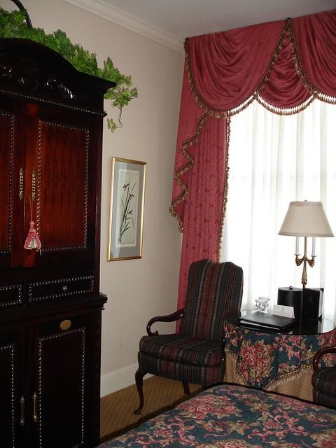 Le Pavillon Hotel Room, New Orleans LA