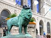 Art Institute Lion by Interstate Girl