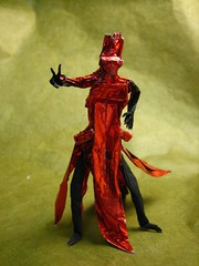 Vash the Stampede (origami b Paper Typhoon 1 Photos 823