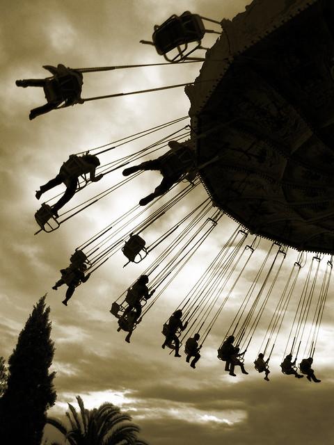 Swing to Heaven por Santiago